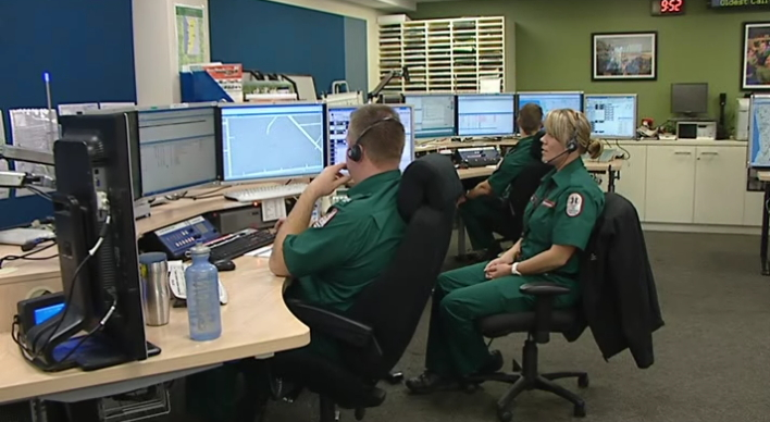 SAAS Emergency Operations Centre