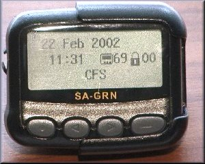 Samsung SFA-170 Pager