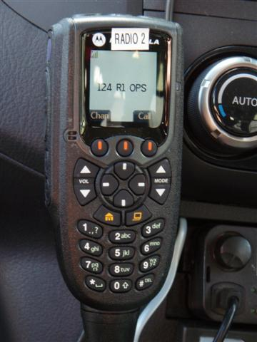 Motorola XTL 5000 Digital Mobile Radio